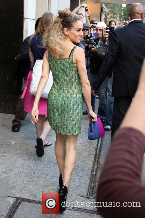 Sarah Jessica Parker and Sex And The City 5