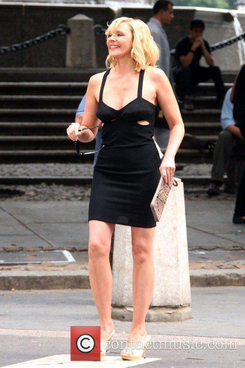 Kim Cattrall and Sex And The City 7
