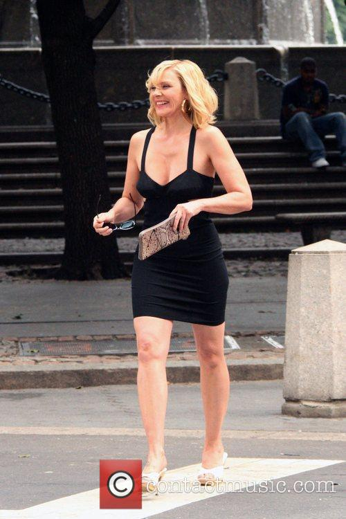 Kim Cattrall and Sex And The City 11