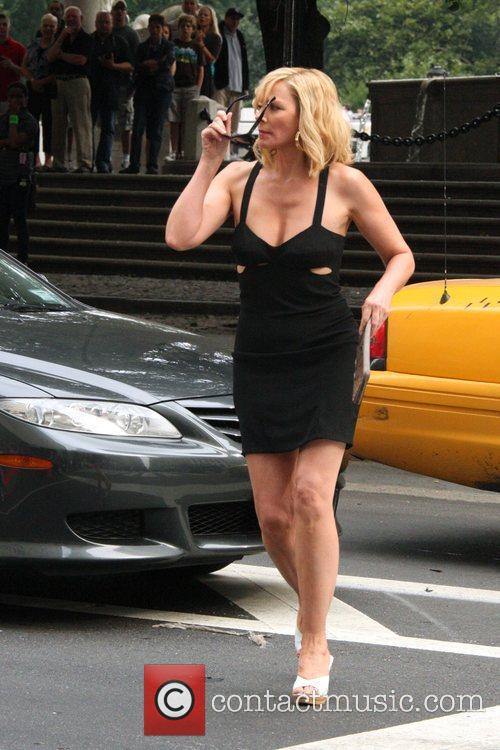 Kim Cattrall and Sex And The City 2