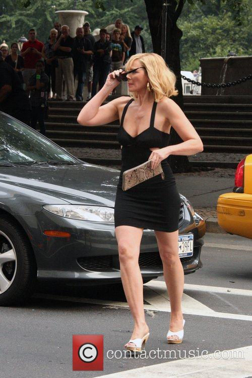 Kim Cattrall and Sex And The City 4