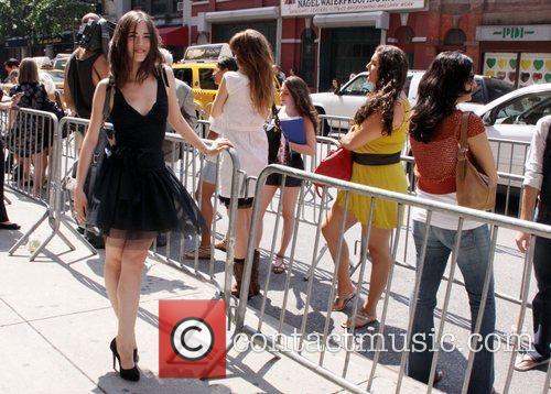 Thousands of hopefuls attended the open casting call...