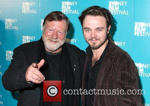 Jack Thompson and Matthew Newton The Sydney Film...