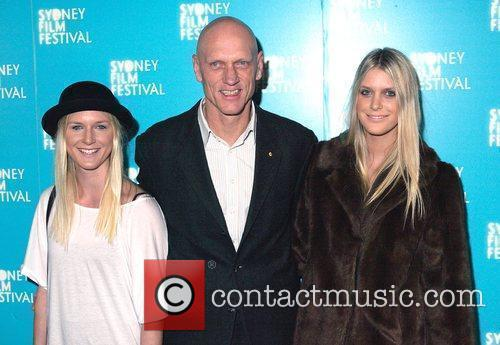 Peter Garrett and guests The Sydney Film Festival...