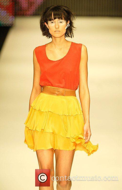 Model The Rosemount Sydney Fashion Festival – Michael...