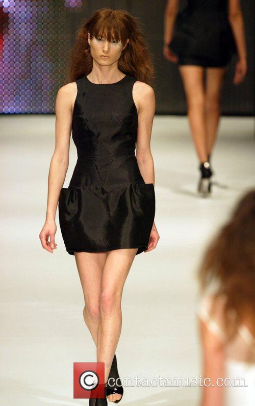 Model The Rosemount Sydney Fashion Festival – Nicola...