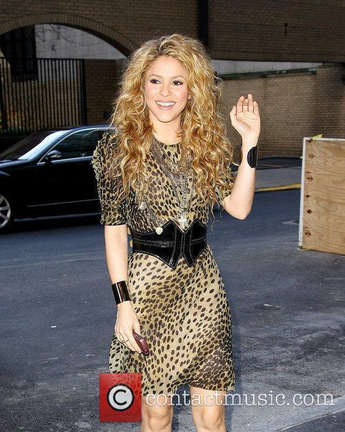 عکس های جدید و متنوع از شکیرا Shakira new  عکس جدید از Don Omar amp Pitbull amp Shakira
