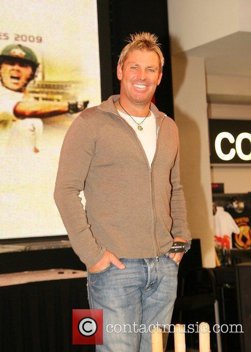 Australian Cricketer Shane Warne 3