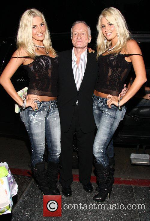 Karissa Shannon, Hugh Hefner and Playboy 2