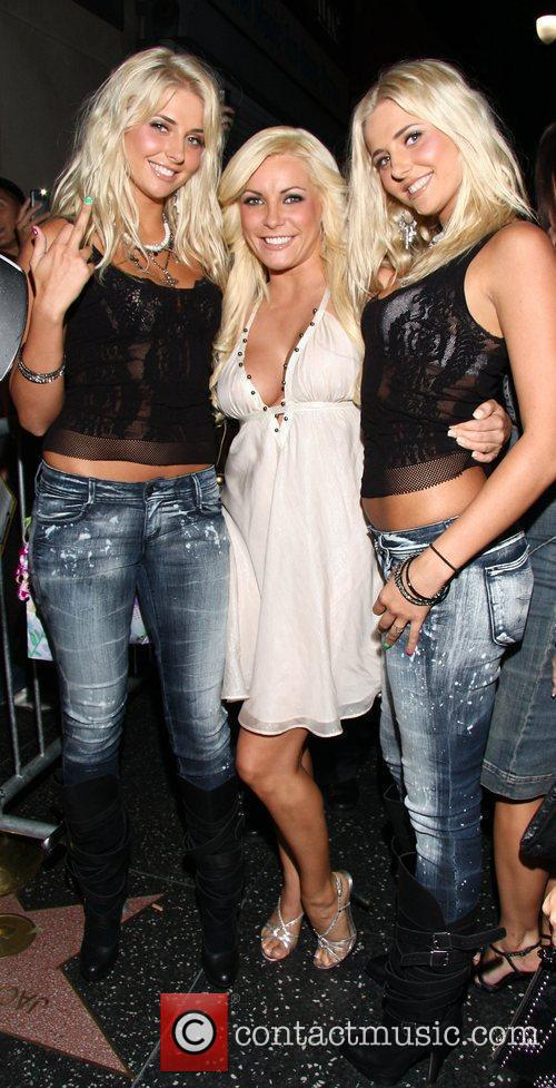 crystal harris pictures. Crystal Harris and Karissa