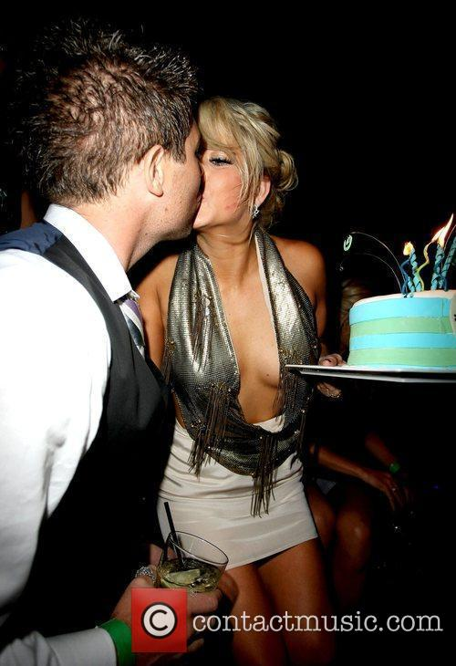 Shayne Lamas & Guest celebrates her 24th birthday...