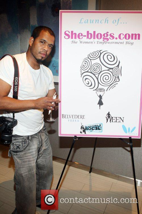 Johnny Nunez The She-Blogs launch party sponsored by...