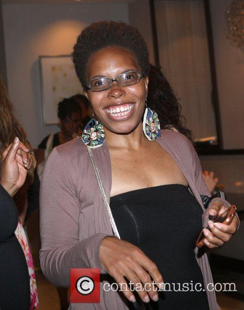 Ngozi  The She-Blogs launch party sponsored by...