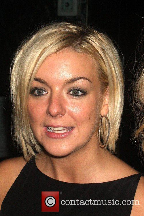 Sheridan Smith attending a party launching 'The Night...
