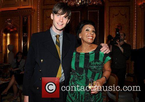 Nick Hodgson and Shirley Bassey 2