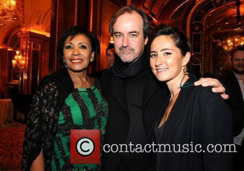 Shirley Bassey, David Arnold and Kt Tunstall 2