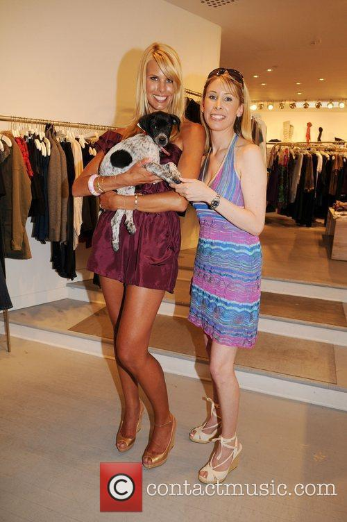 Beth Stern hosts a Shopping Event at Intermix...