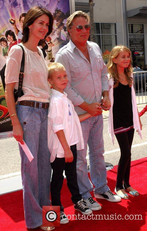 Don Johnson and His Family 3