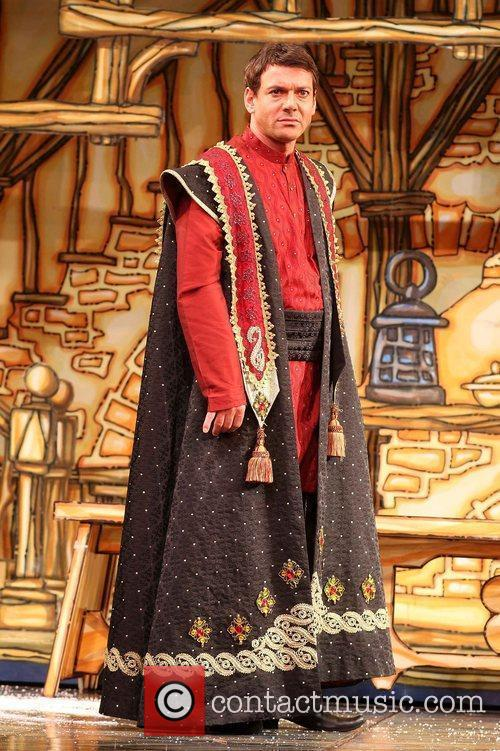 Gray O'Brien as Abanazar Snow White And The...