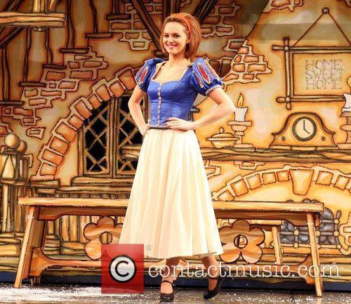 Kara Tointon as Snow White Snow White And...