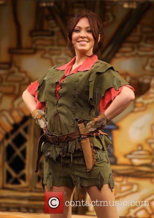 Natasha Hamilton as Peter Pan Snow White And...