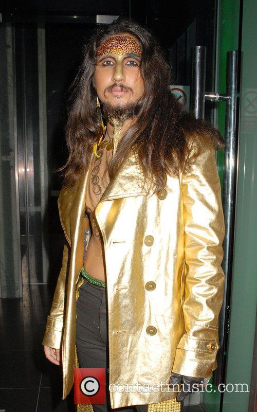 Siavash 25th anniversary London Fashion Week Spring/Summer 2010...
