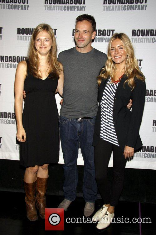 Marin Ireland and Jonny Lee Miller 2