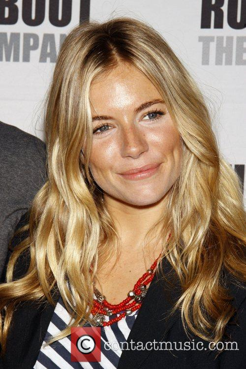 Sienna Miller Photocall for the upcoming Broadway play...