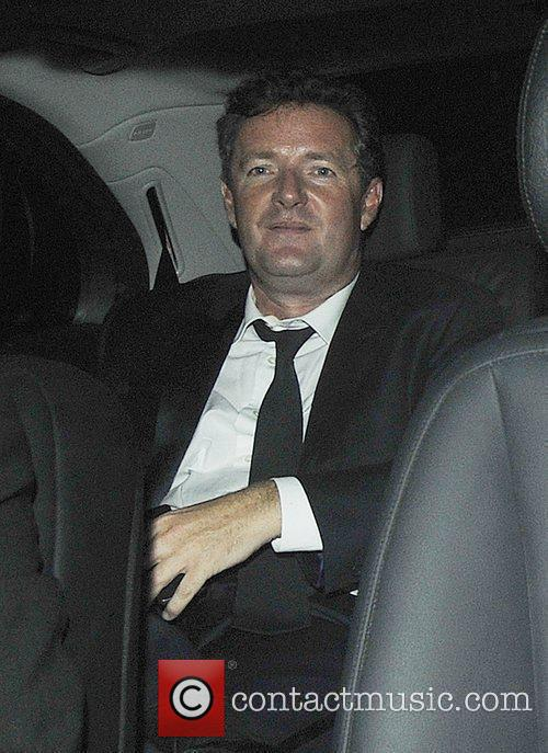 Piers Morgan and Simon Cowell 2