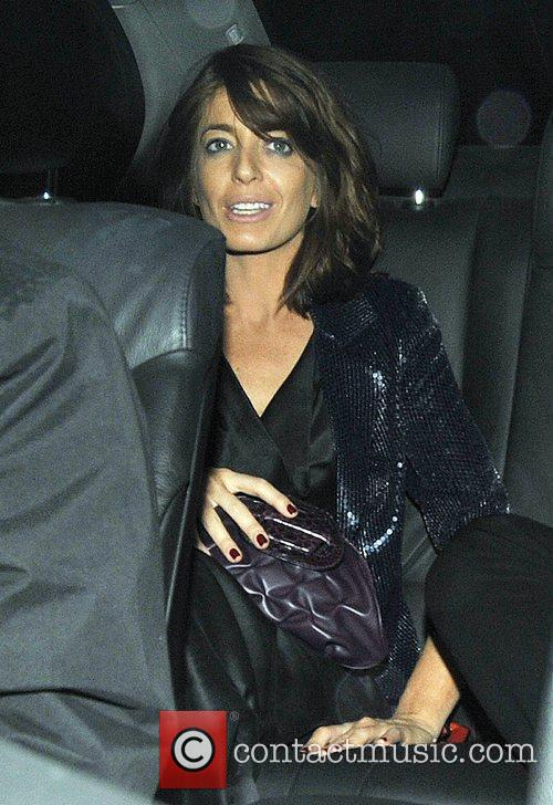 Claudia Winkleman and Simon Cowell 2