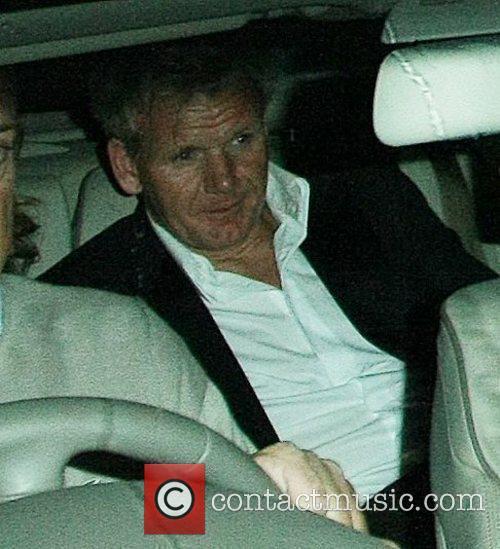 Gordon Ramsay and Simon Cowell 2