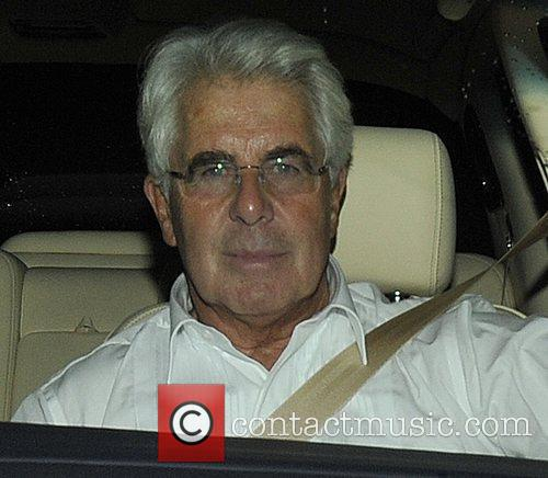 Max Clifford and Simon Cowell 2
