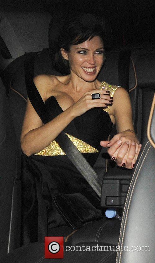 Dannii Minogue and Simon Cowell 4