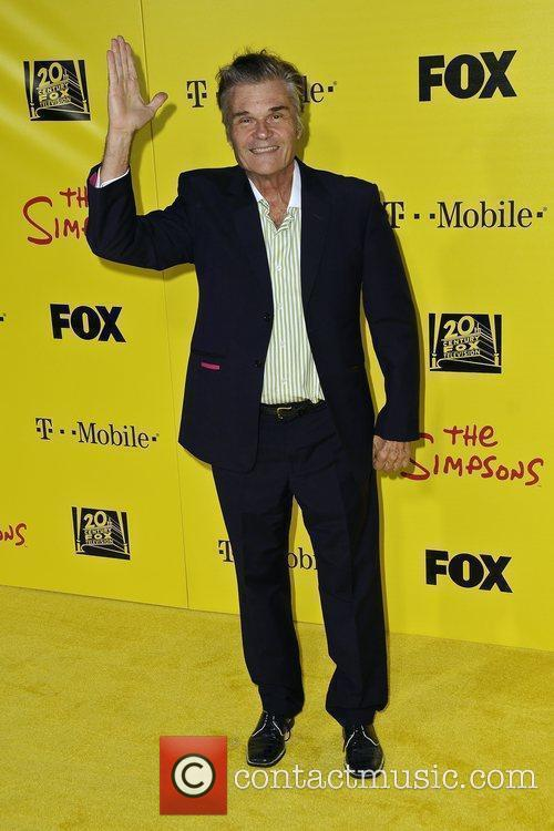 Fred Willard and The Simpsons 2