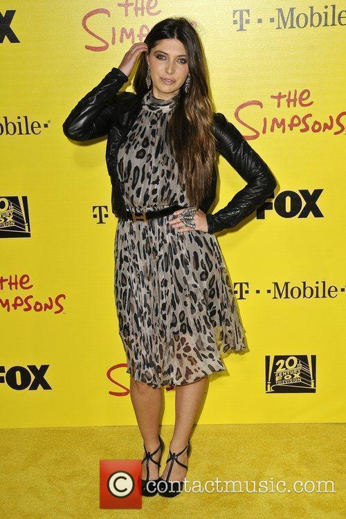 Brittny Gastineau and The Simpsons 2