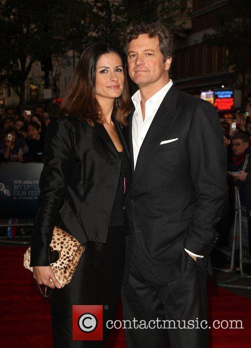 Colin Firth and Livia Giuggioli 7