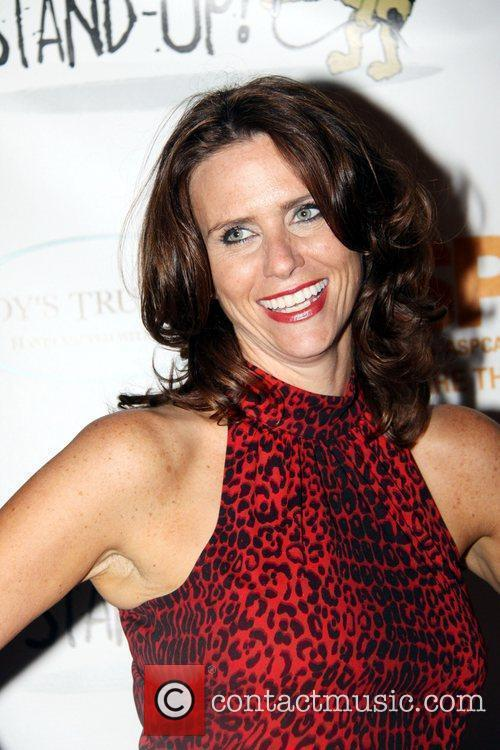 Amy Landecker Sit Stay and Stand Up -...