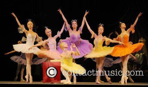 The Mariinsky (kirov) Ballet 6