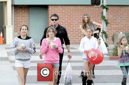 Sophia Stallone 9