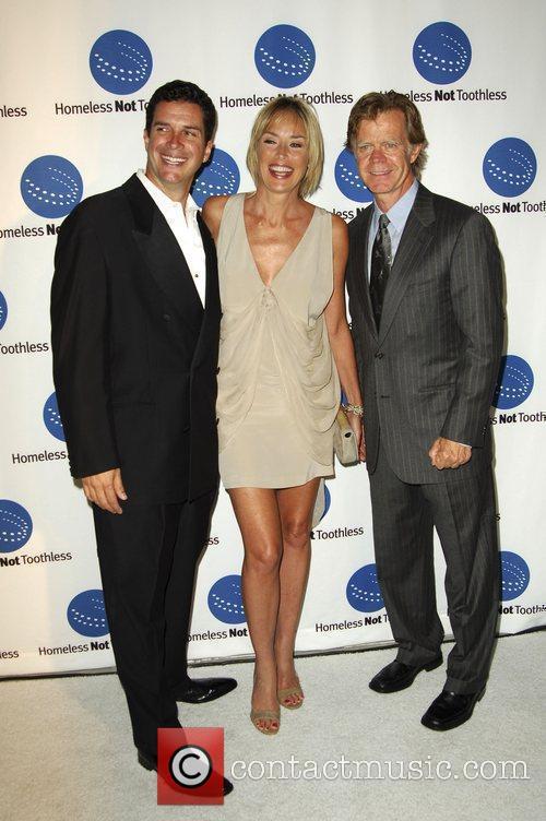 Jay Grossman, Sharon Stone and William H Macy...