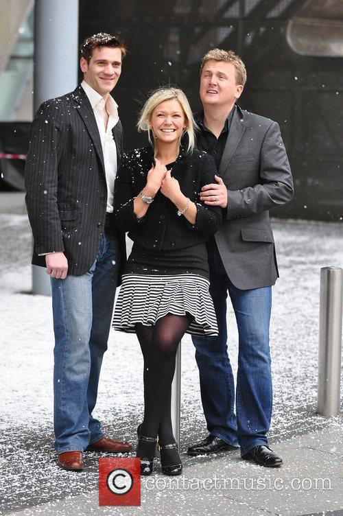 Adam Cooper, Suzanne Shaw and Aled Jones 4