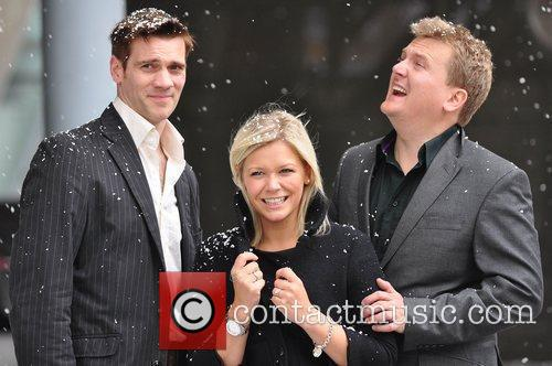 Adam Cooper, Suzanne Shaw and Aled Jones 3