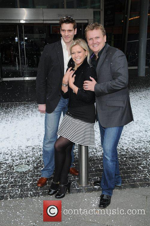 Adam Cooper, Suzanne Shaw and Aled Jones 6