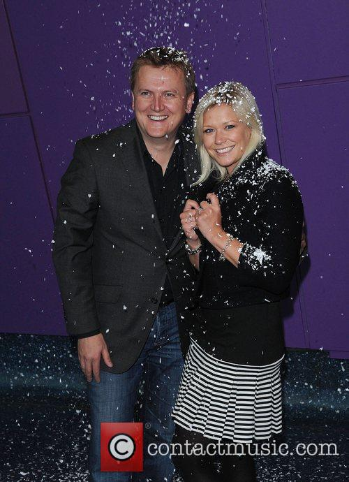 Suzanne Shaw and Aled Jones 7