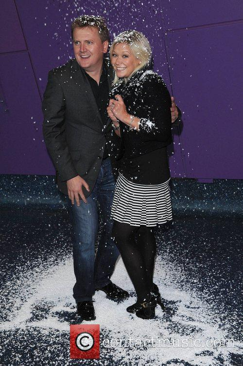 Suzanne Shaw and Aled Jones 9