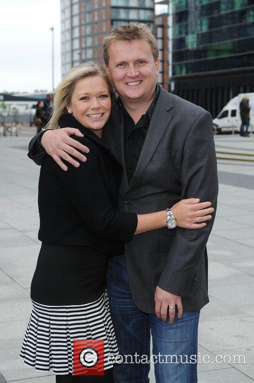 Suzanne Shaw and Aled Jones 11