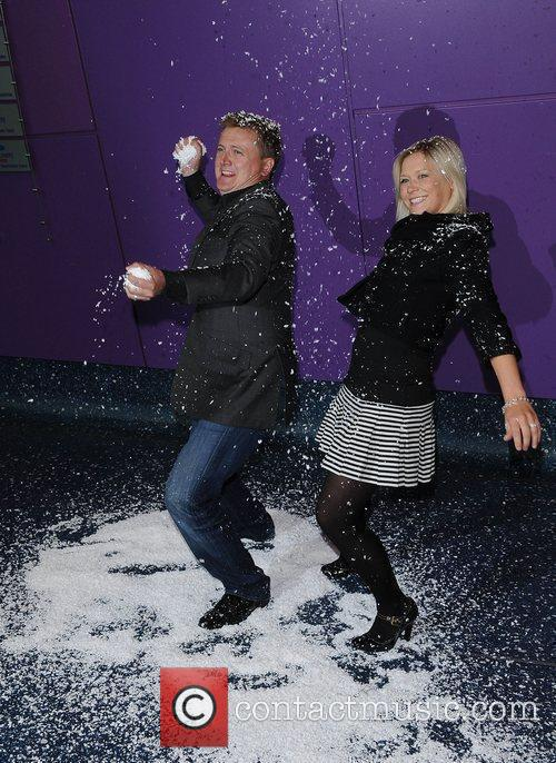 Suzanne Shaw and Aled Jones 8