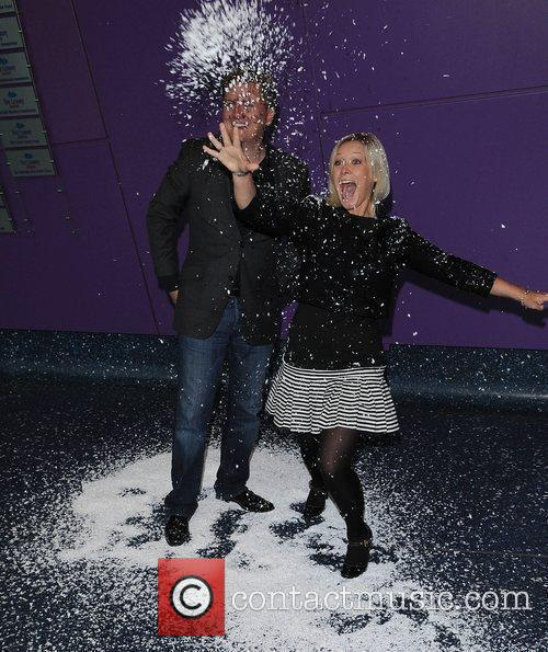 Suzanne Shaw and Aled Jones 1