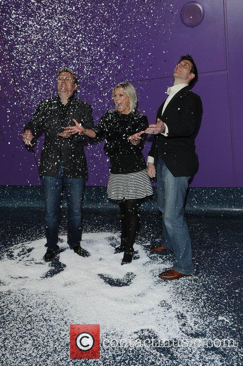 Suzanne Shaw, Aled Jones and Adam Cooper 6
