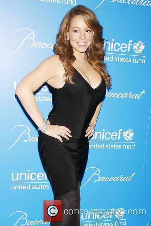 Mariah Carey The 2009 Unicef Snowflake Ball held...